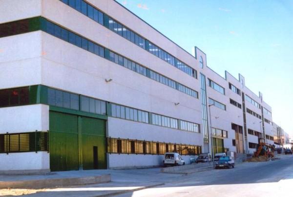 100.000 m2 oficinas y naves industriales. Polígono Norte de San Sebastién de los Reyes. Madrid.