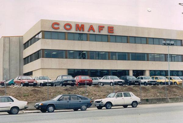 30.000 m2 asociación ferreteros, naves y oficinas, Leganés. Madrid.