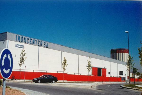 Edificio Acerinox, Getafe. Madrid.