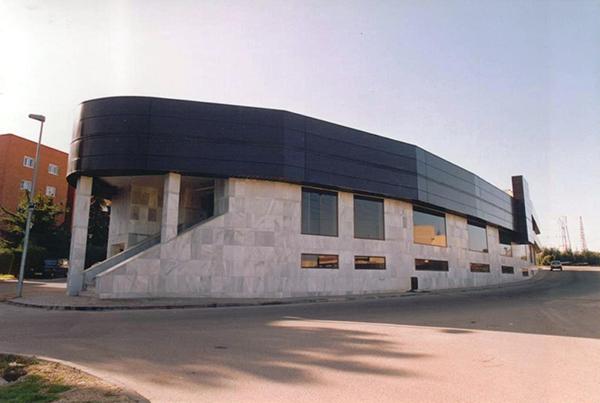 Edificio oficinas en Las Rozas, Madrid.