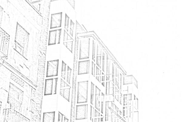 Edificio viviendas calle Pamplona 15, Madrid.