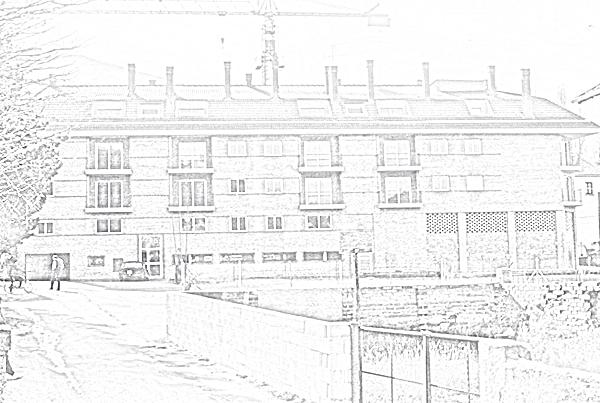 Edificio viviendas y garajes, San Rafael. Segovia.